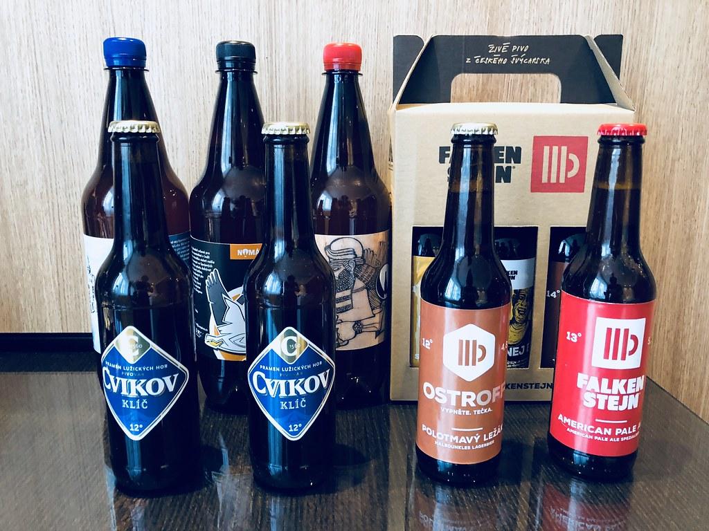 チェコのクラフトビール