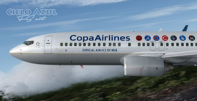 Copa Airlines (HP-1533CMP) v2.0