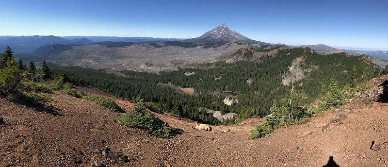 South Cinder Peak view