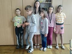 Недільна читанка з Олесею. 16.09.18. ім. О. Грибоєдова