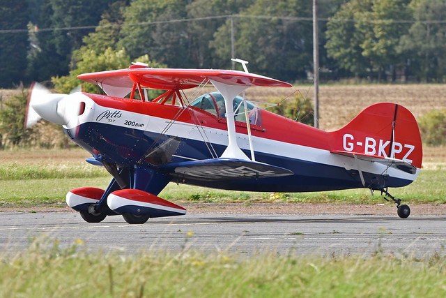 Pitts S-1T Special 'G-BKPZ'