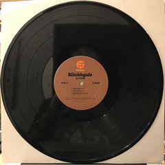 THE BLACKBYRDS:ACTION(RECORD SIDE-B)
