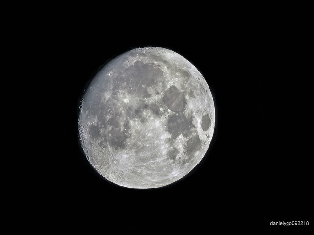 How High the Moon...