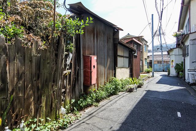 第一藤の木町, Nikon 1 J5, 1 NIKKOR VR 6.7-13mm f/3.5-5.6