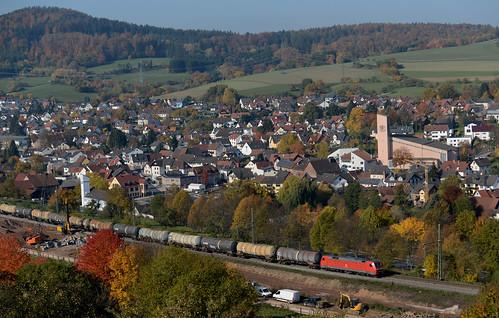 DB 152 010 Laufach 27.10.2015