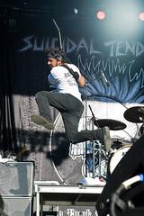 Suicidal Tendencies en Riot Fest Chicago 2018