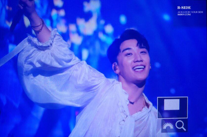 BIGBANG via BB_side - 2018-08-19  (details see below)