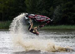 Jet Ski Freestyling
