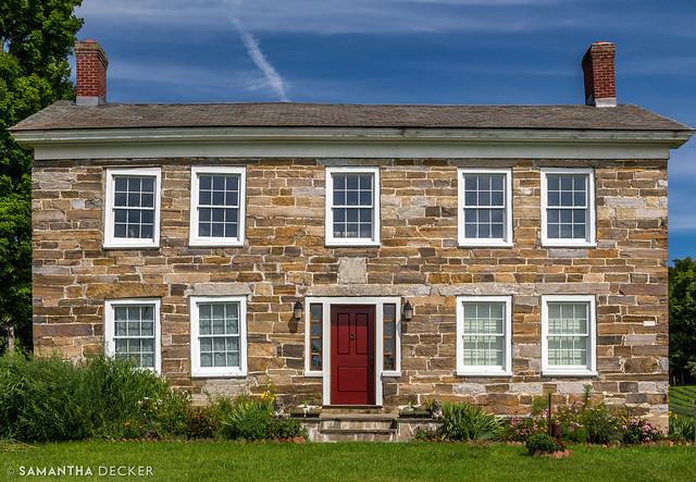 The House at Lavenlair Farms