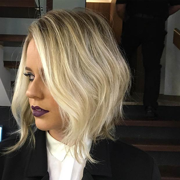 2019 Bob & Lob Haircuts for Awesome Women Hairstyles 2