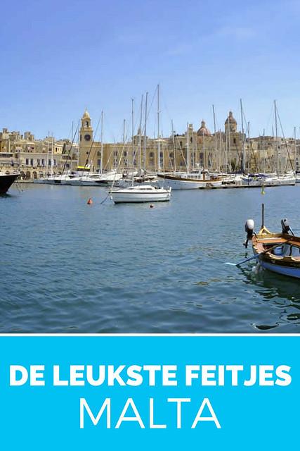 Leuke feitjes over Malta: dit wist je nog niet   Malta & Gozo