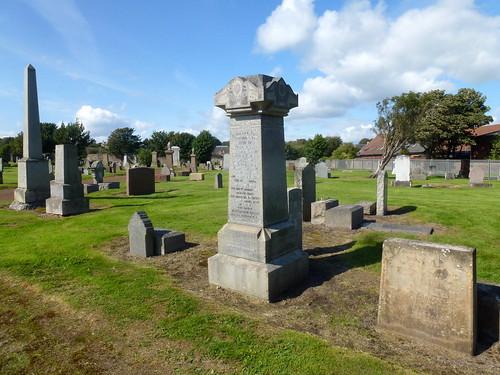 Stevenston New street Cemetery (197)