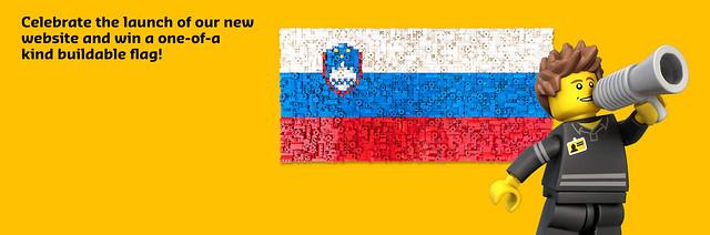 Shop.LEGO.com Słowenia