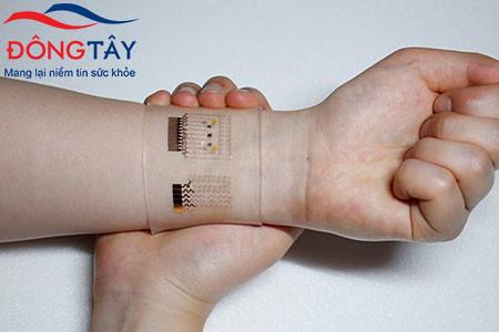 Phát minh mới: Thiết bị đo chức năng tim qua cổ tay