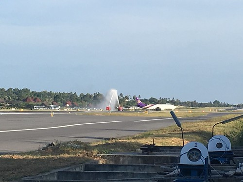 TG last flight samui-bangkok