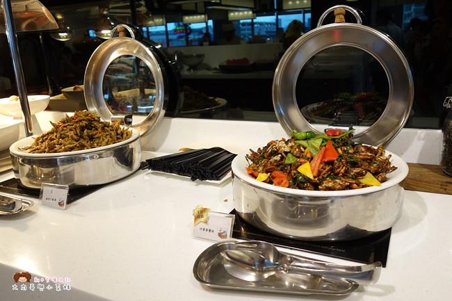宜蘭悅川酒店 晚餐 羅琳西餐廳 buffet 吃到飽 西式自助餐 (16)