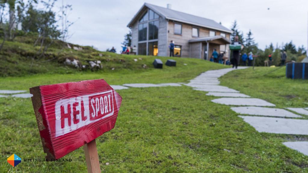Helsport Camp Ousland