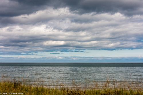 Whitefish Bay, Lake Michigan