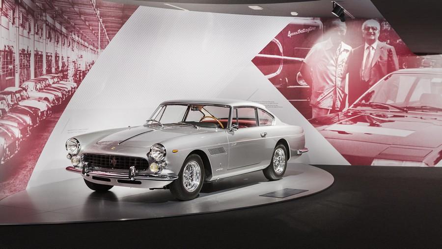 Ferrari Muzej Izlozba 1