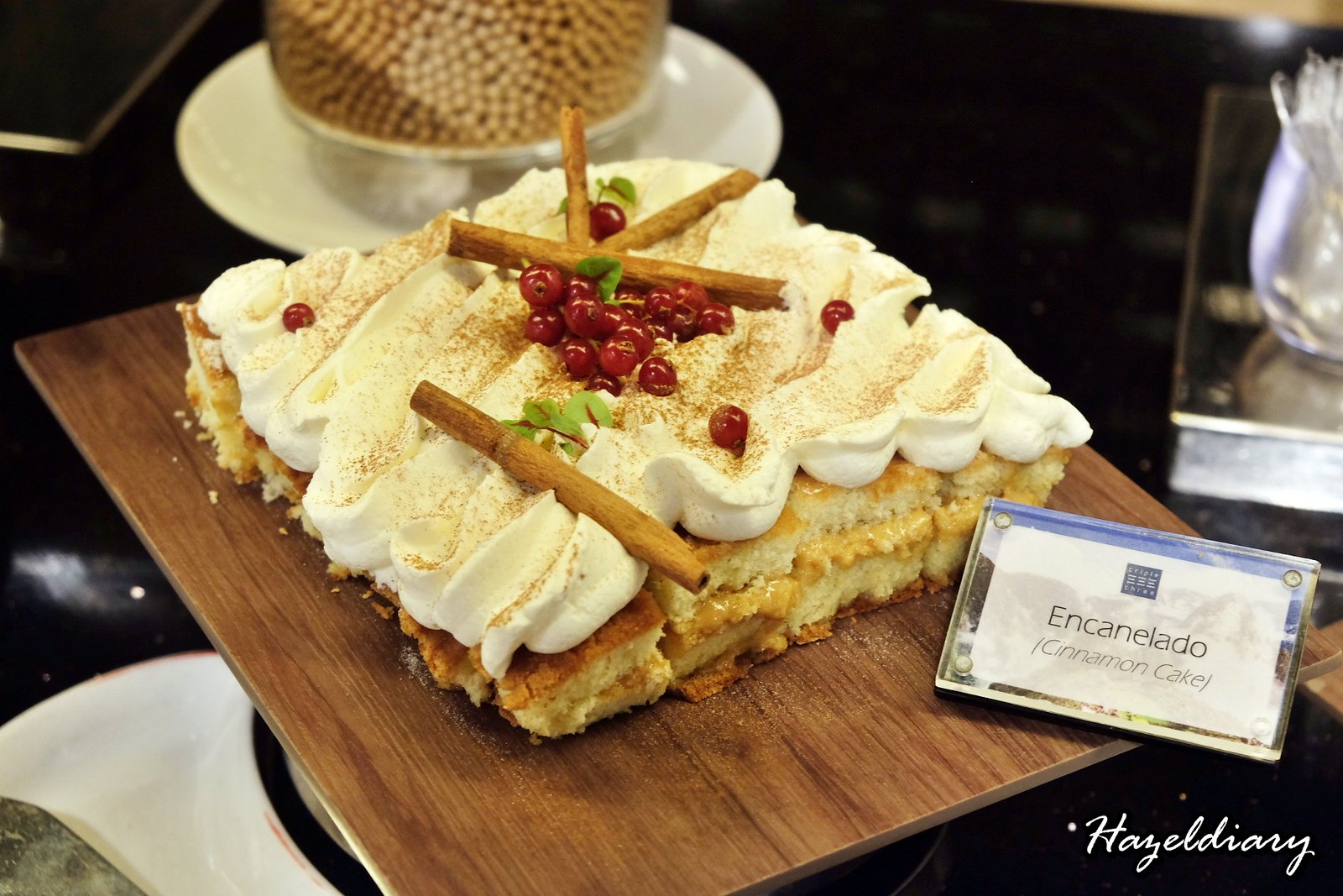 Flavours of Peru-Mandarin Orchard-Peruvian Dessert-1