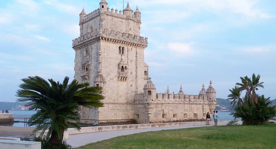 Lissabon, Belém: bezienswaardigheden, Torre de Belém | Mooistestedentrips.nl