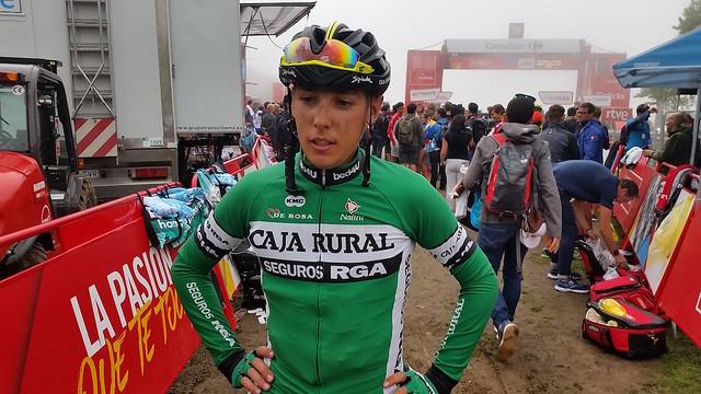 Etapa 15 La Vuelta 2018 (Ribera de Arriba - Lagos de Covadonga)