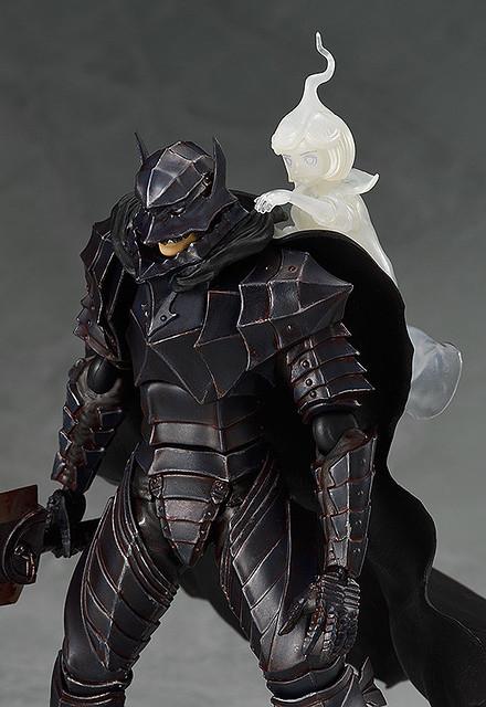 figma 《烙印勇士》「凱茲 狂戰士鎧甲ver. 重新塗裝髑髏版本」!ガッツ 狂戦士の甲冑ver. リペイント髑髏エディション