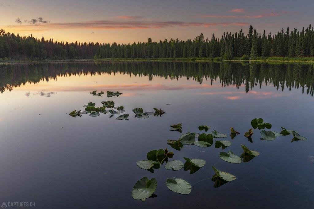 Summer ending - Alaska