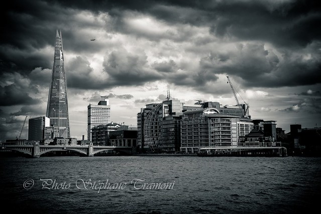 A view of the Shard