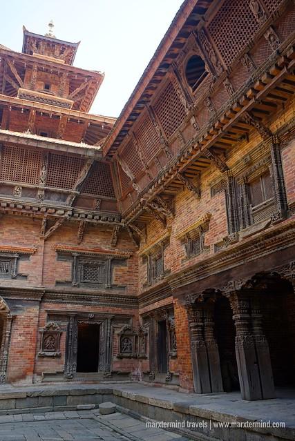 Sundari Chowk Patan Durbar