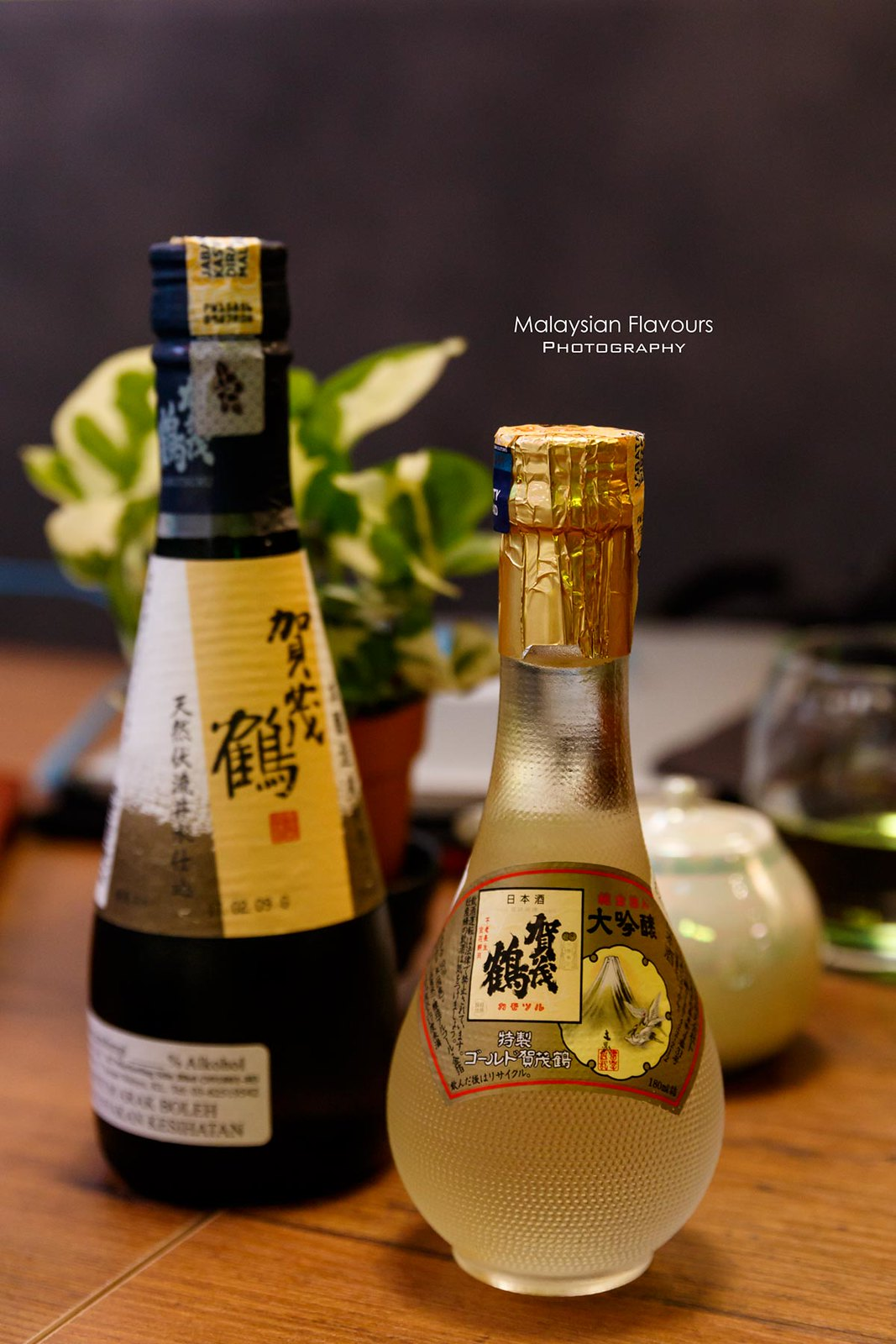 kamotsuru sake gold