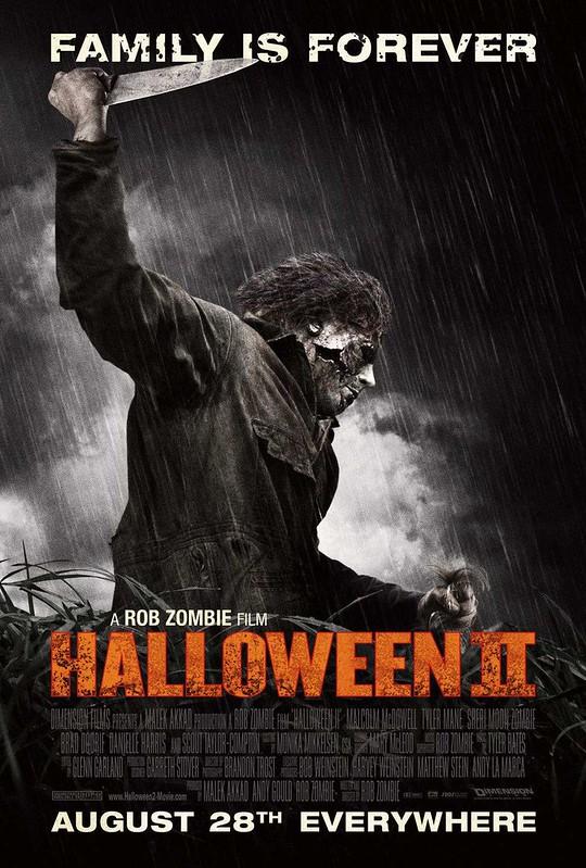 Halloween II - 2009 - Poster 4