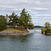 petiron posted a photo:Lac des 1000 iles  frontiere canada usa