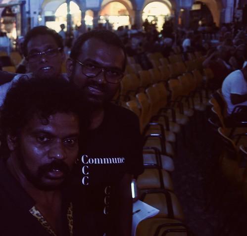 写真18 スリランカ監督3人組
