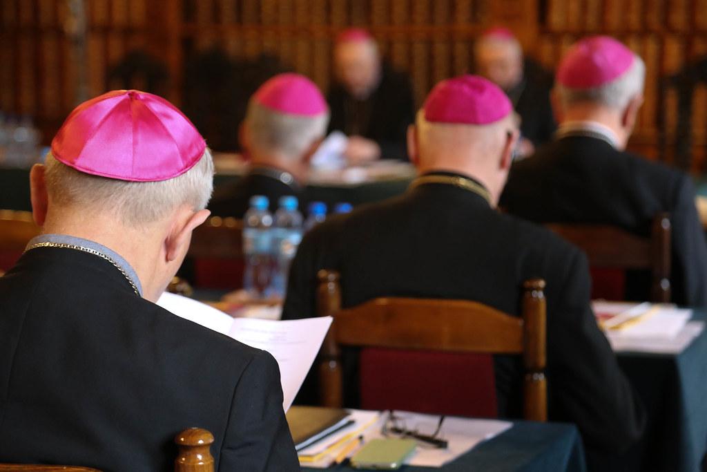 Obrady - Spotkanie Rady Biskupów Diecezjalnych