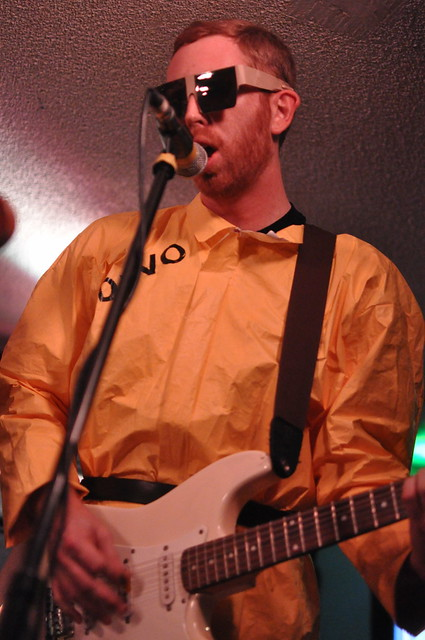 Are We Not Devo? We Are Not! at House of Targ