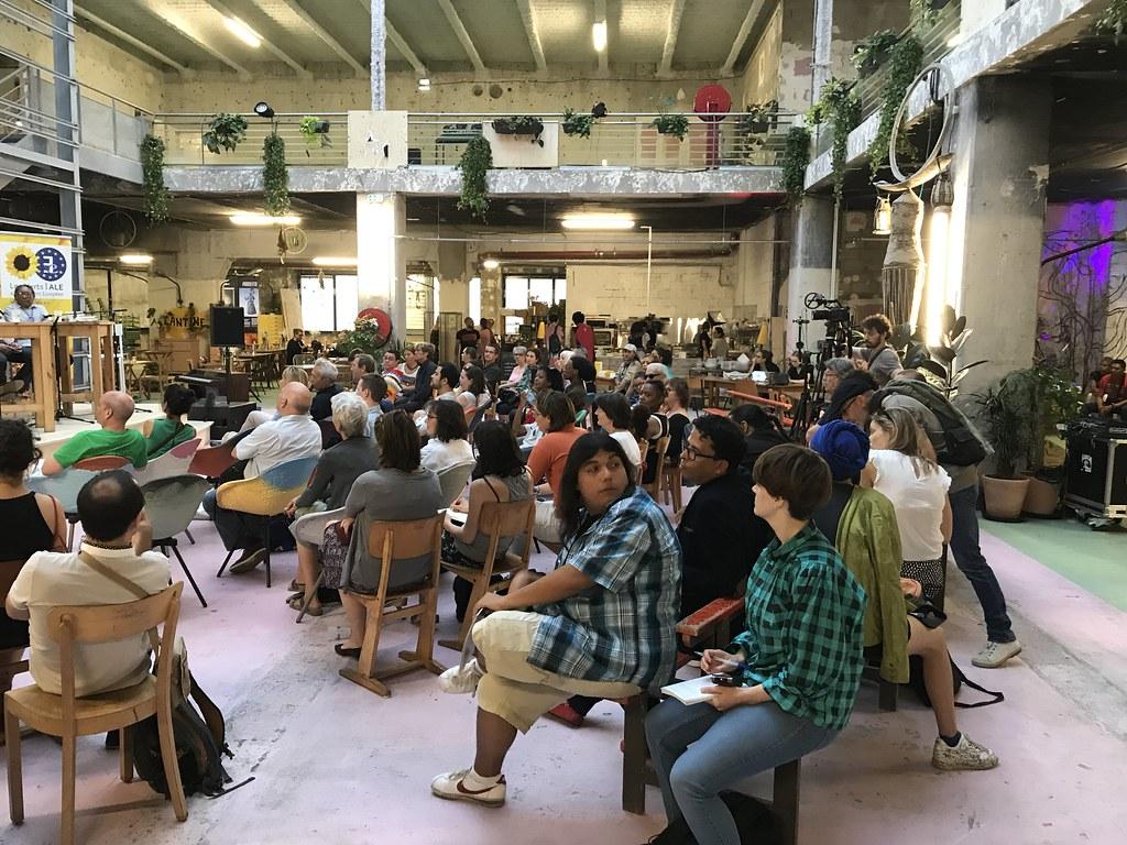 Conférence : Montagne d'or en Guyane et peuples autochtones // 27 Juin 2018
