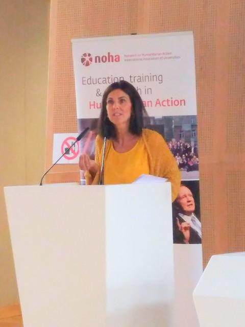 03/09/2018 - Inicio de las clases del Máster Erasmus Mundus en Acción Internacional Humanitaria NOHA 2018-2019