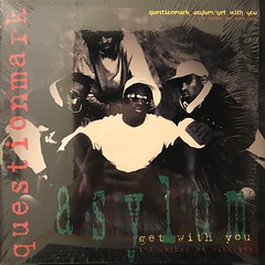 QUESTIONMARK ASYLUM:GET WITH YOU:I'D RATHER BE WITH YOU(JACKET A)