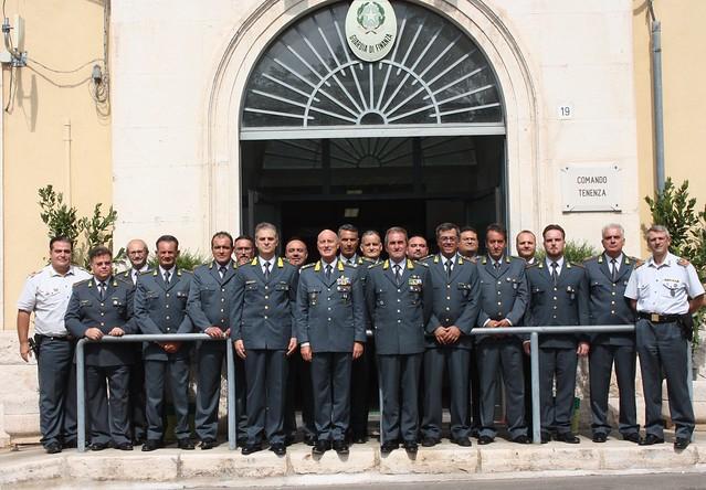 Guardia di Finanza Putignano