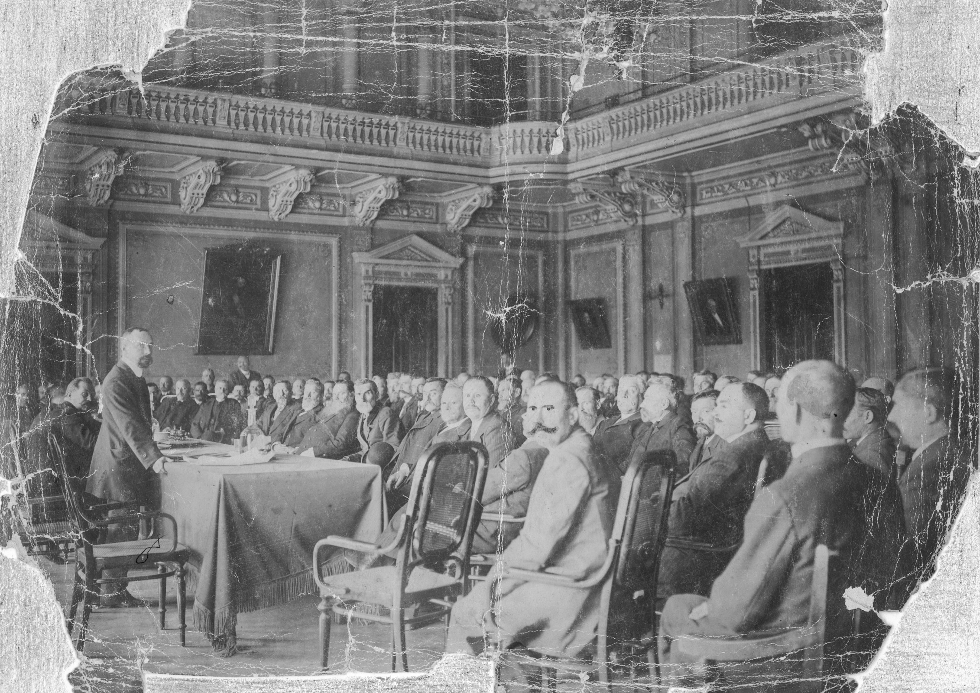 Заседание Ростовской городской Думы