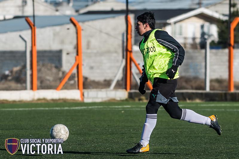 Amistoso de Pretemporada [Futbol] Victoria vs Escuela Argentina - Reserva - 15/09/18
