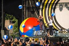 Matt and Kim en Riot Fest de Chicago 2018