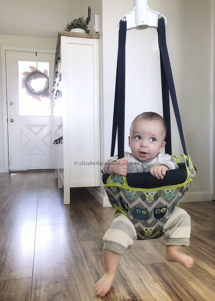 Baby Doorway Jumper Save Space
