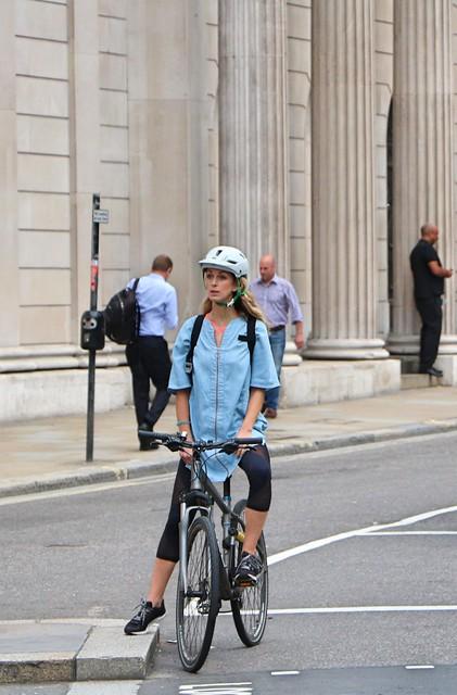 Bank Cyclist