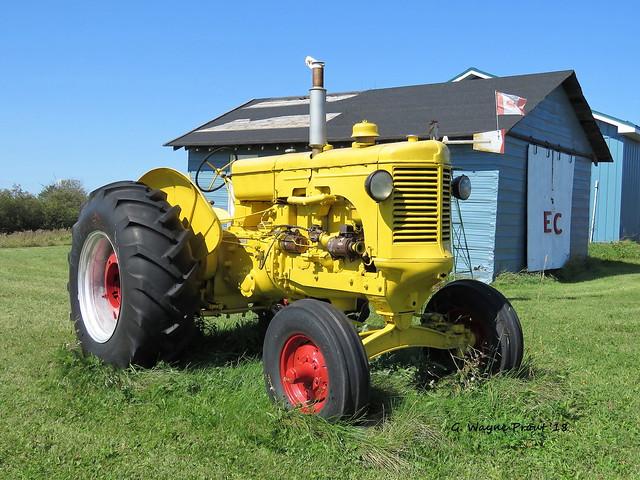 1949 Minneapolis Moline Farm Tractor