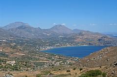 Panorama su Plakiàs - Panorama on Plakiàs