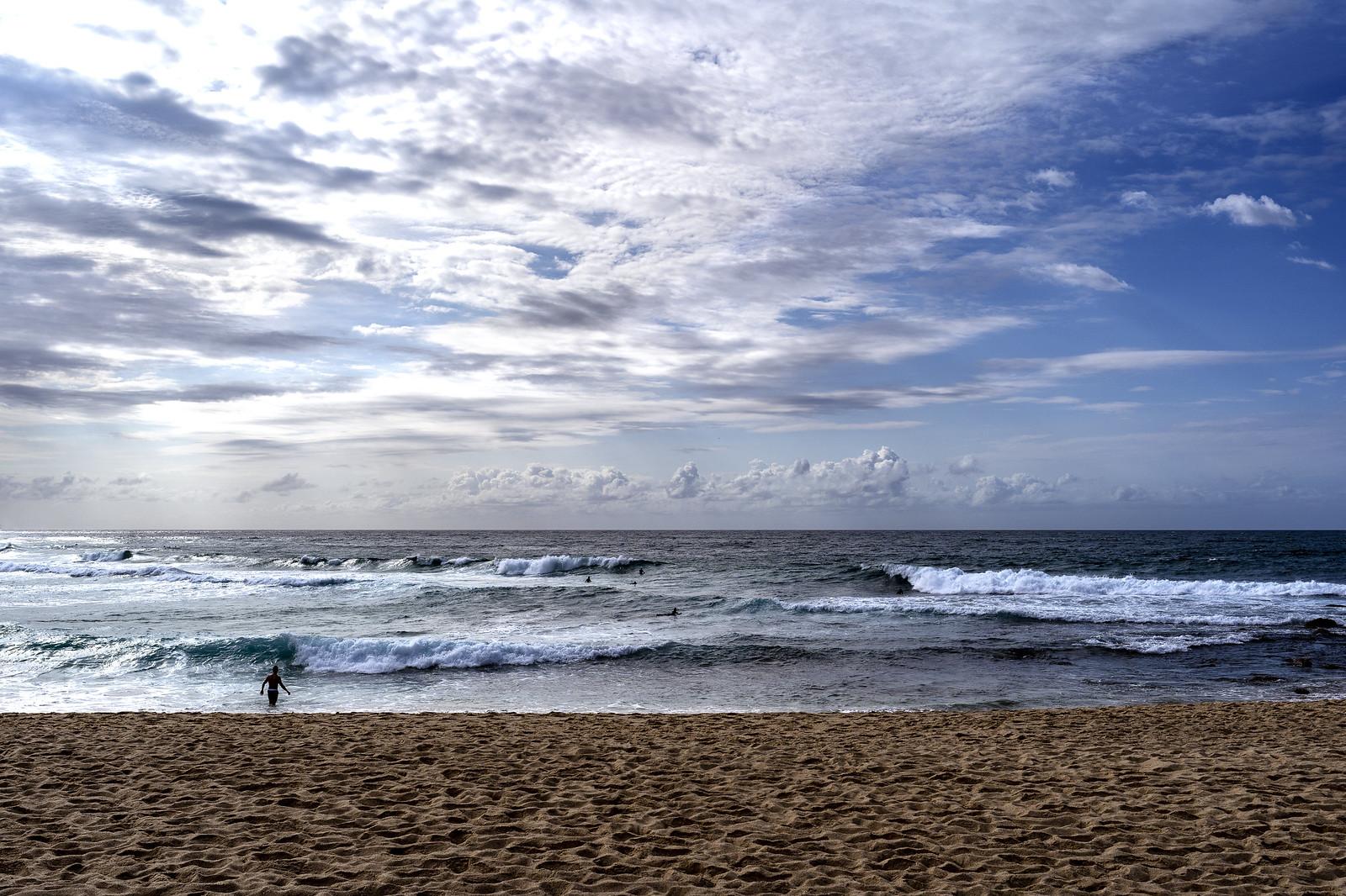 Sand Surf Sky