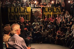 Encontro Dilma e Pimentel com artistas
