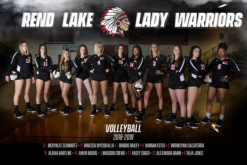 RLC Volleyball 2018-2019